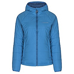 Craghoppers - Aegean blue compresslite packawy jacket