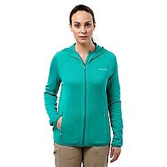 Craghoppers - Bright turquoise nosilife asmina jacket