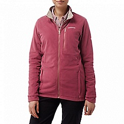 Craghoppers - Rosehip pink Nosilife adventure reversible jacket