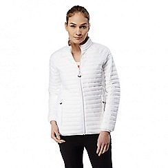 Craghoppers - Optic white Venta lite weather-resistant jacket