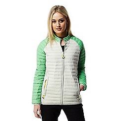 Craghoppers - Dove grey Venta lite weather-resistant jacket