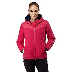 Craghoppers - Electric pink Discovery adventures climaplus jacket