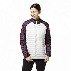 Craghoppers - Grey 'Venta' lite insulating jacket