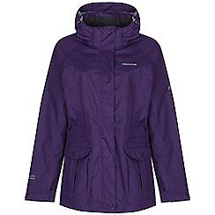 Craghoppers - Dk purp/diva madigan 3in1 jacket