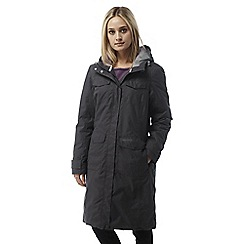 Craghoppers - Charcoal Emley insulating waterproof jacket
