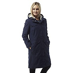 Craghoppers - Night blue Emley insulating waterproof jacket