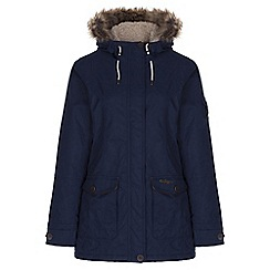 Craghoppers - Soft navy marl burley jacket