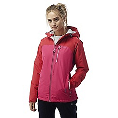 Craghoppers - Electric pink Reaction waterproof thermic jacket