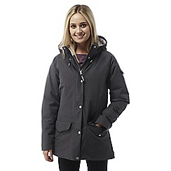 Craghoppers - Charcoal 250 waterproof insulating winter jacket