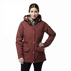 Craghoppers - Red '250' waterproof jacket