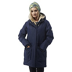 Craghoppers - Night blue Hopewell waterproof jacket