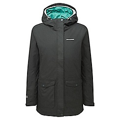 Craghoppers - Charcoal Madigan compresslite 3in1 waterproof jacket