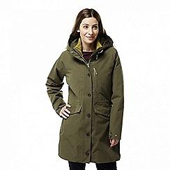 Craghoppers - Green '365' 3in1 waterproof jacket