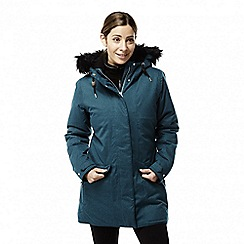 Craghoppers - Green 'Inga' waterproof jacket