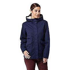 Craghoppers - Blue 'Lindi' waterproof jacket