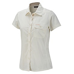 Craghoppers - Sea Salt NosiLife Darla II Short-Sleeved Shirt