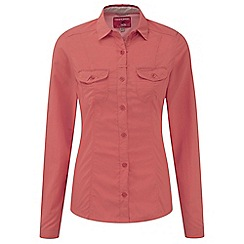 Craghoppers - Sunset nosilife darla long-sleeved shirt