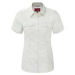 Craghoppers - Sea salt nosilife darla short-sleeved shirt