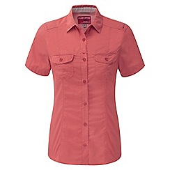 Craghoppers - Sunset nosilife darla short-sleeved shirt