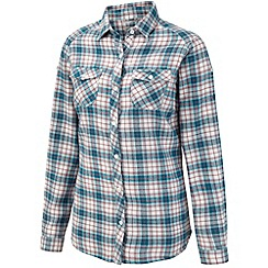 Craghoppers - Arctic blue kiwi long-sleeved shirt