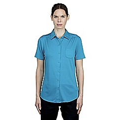 Craghoppers - Lagoon kaile trek short-sleeved jersey shirt