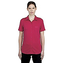 Craghoppers - Lipstick kaile trek short-sleeved jersey shirt