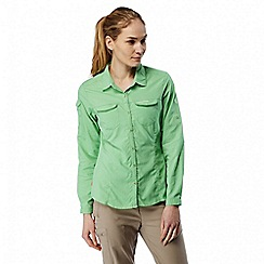 Craghoppers - Apple tang Nosilife adventure long sleeved shirt
