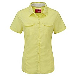 Craghoppers - Citronella Insect repelling adventure short sleeved shirt