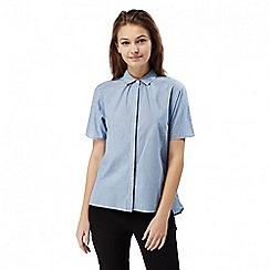 Craghoppers - Pale blue Natalie short sleeved shirt