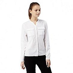 Craghoppers - Optic white Ravello long sleeved shirt