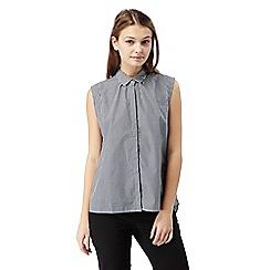 Craghoppers - Dark navy combo esta sleeveless shirt