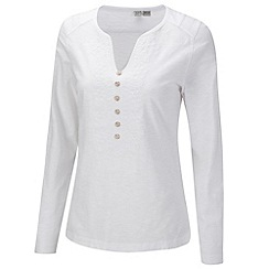Craghoppers - White loxley tunic