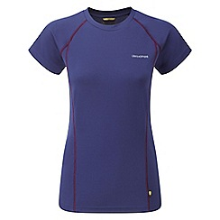 Craghoppers - Huckleberry vitalise base t-shirt