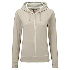 Craghoppers - Almond marl nosilife adanya hooded jacket