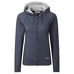 Craghoppers - Softnavymarl nosilife adanya hooded jacket