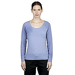 Craghoppers - Ashen mist nosilife base long sleeved t-shirt