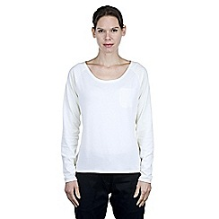 Craghoppers - Sea salt nosilife base long sleeved t-shirt
