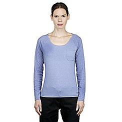 Craghoppers - French rose nosilife base long sleeved t-shirt