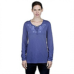 Craghoppers - Dusk zanta long-sleeved tunic top