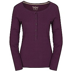 Craghoppers - Rioja red bilberry t-shirt
