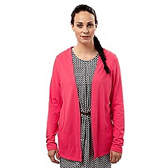 Craghoppers - Watermelon nosilife astrid cardigan