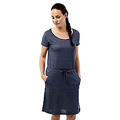 Craghoppers - Soft navy marl nosilife bailly dress