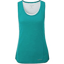 Craghoppers - Bright turquoise Pro lite moisture controlling 3-in-1 vest