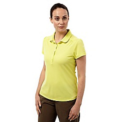 Craghoppers - Citronella nosilife keisha short-sleeved polo