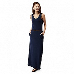Craghoppers - Night blue Nosilife Amiee maxi dress