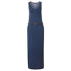 Craghoppers - Soft navy nosilife amiee maxi dress