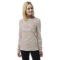 Craghoppers - Calico combo Fairview long sleeved top