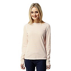 Craghoppers - Mango combo Nosilife Erin long sleeved top