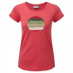 Craghoppers - Watermelon Tansa short sleeved t-shirt