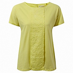 Craghoppers - Limeade Connie short sleeved top